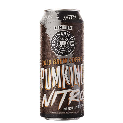 Southern Tier Cold Brew Coffee Pumking Nitro 4pk can