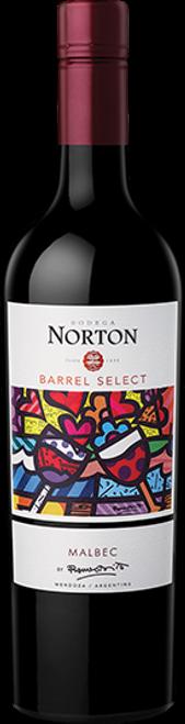 Bodega Norton Barrel Select Malbec Britto