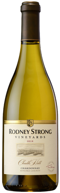 Rodney Strong Chalk Hill Chardonnay 2018