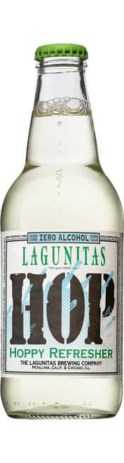 Lagunitas Hoppy Refresher Hop Water NA 4pk