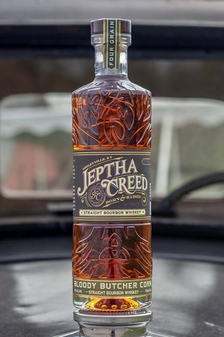 Jeptha Creed Four Grain Straight Bourbon 750mL