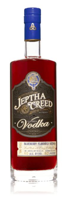 Jeptha Creed Blueberry Flavored Vodka 750mL