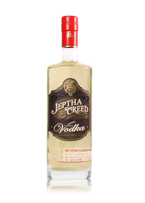 Jeptha Creed Hot Pepper Flavored Vodka 750mL