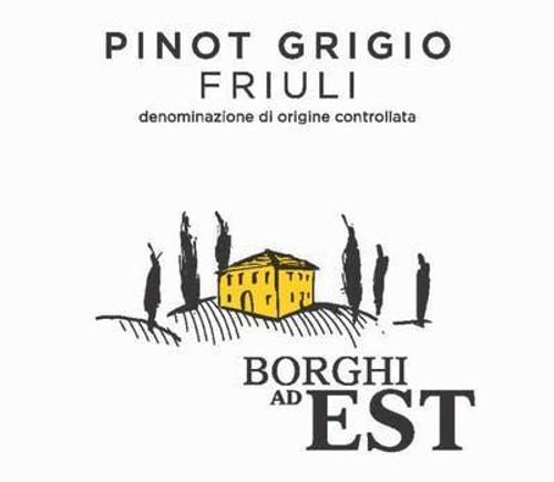 Borghi Ad Est Friuli Pinot Grigio