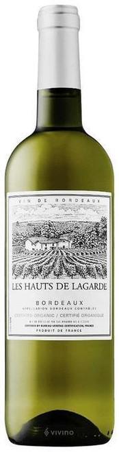 Les Hauts de LaGarde Bordeaux Blanc