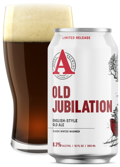 Avery Old Jubilation English- Style Old Ale 6pk 12oz Cans