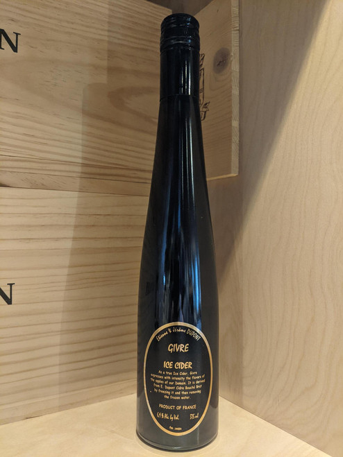 Etienne Dupont Givre Ice Cider 375mL