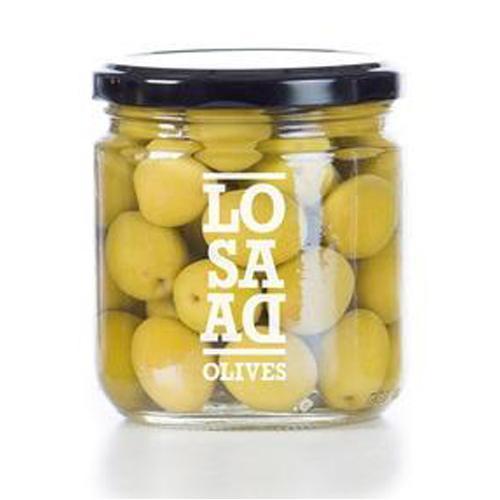 Losada Plain Manzanilla Olives 12oz
