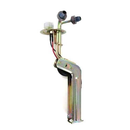 QFS AN Fitting Fuel Pump Hanger -6AN/-6AN for 1986-1997 Ford Mustang (Without Pump)