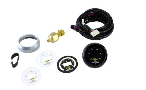 AEM Digital Oil/Fuel Pressure Gauge, AEM-30-4401