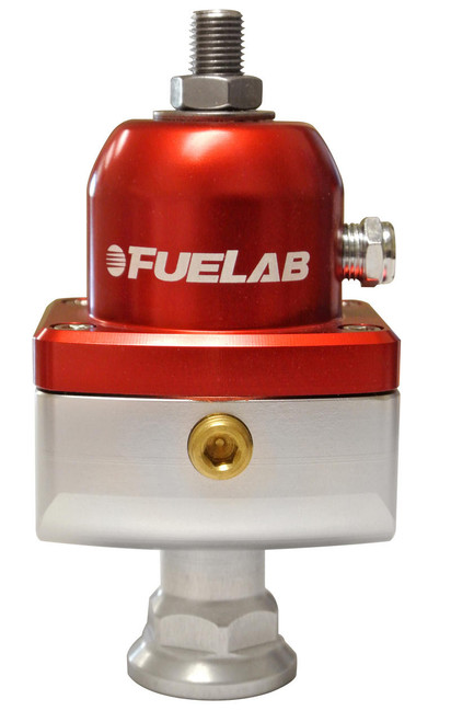 Fuelab Fuelab CARB Fuel Pressure Regulator, Blocking Style, FLB-55501-2