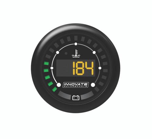 Innovate 3853 MTX Digital Water Temperature & Battery Gauge Kit