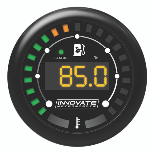 Innovate 3904 MTX D Ethanol Content % and Fuel Temp Gauge Kit(3904)