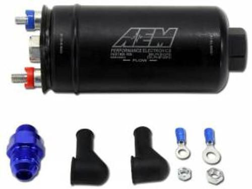 AEM 400 LPH High Flow In Line Fuel Pump, 50-1005