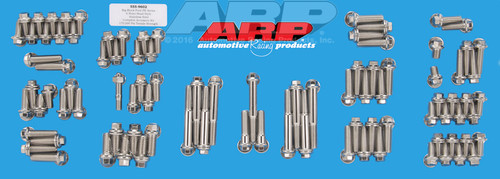 ARP BB Ford FE Series SS Hex Accessory Kit, 555-9602