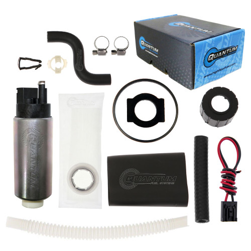 QFS 255LPH Performance Intank Fuel Pump Ford Mustang GT 5.0/4.6 1986 - 1997