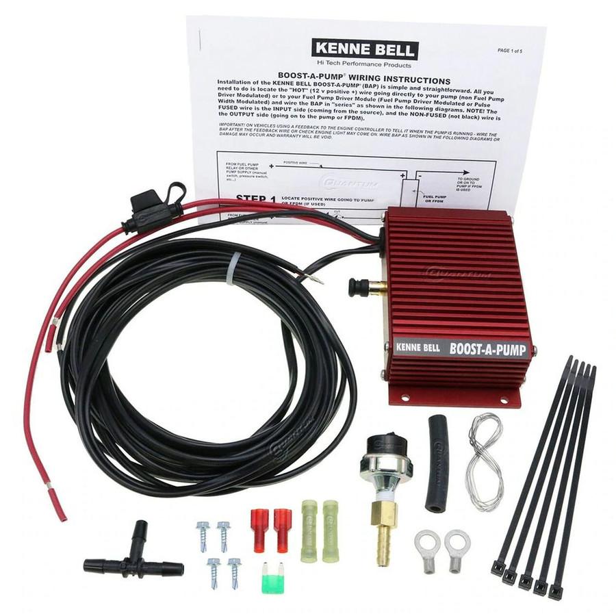 Kenne Bell Boost-A-Pump (BAP) - 40Amp/20V Competition, KB89072