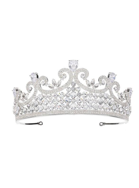 Bride Tiara Crown Hair Accessories