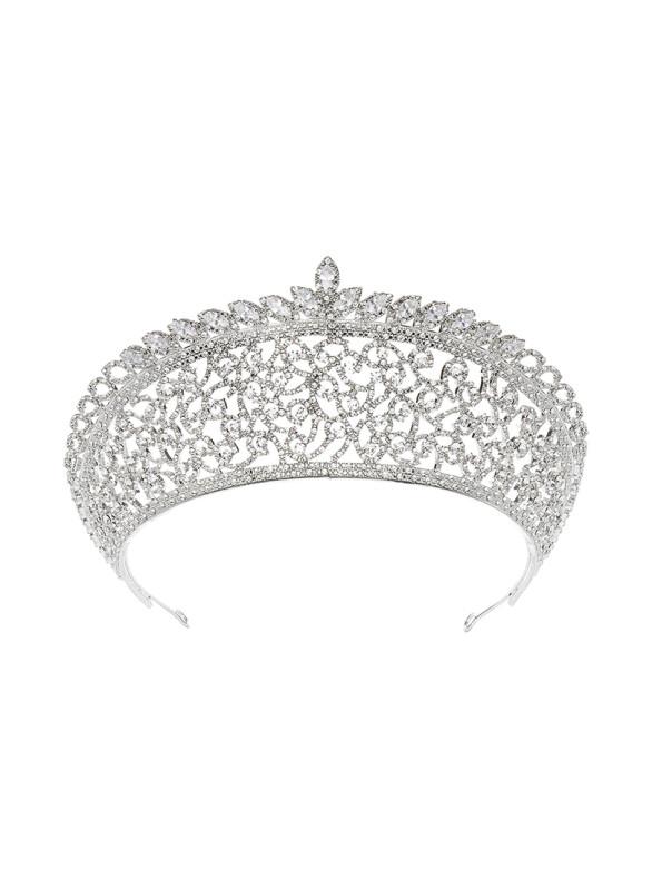 Bride Jewelry Zircon Bride Crown