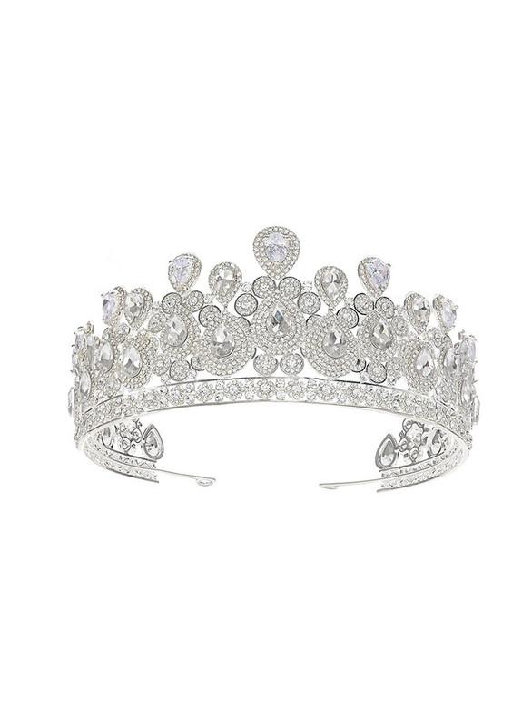 Bridal Jewelry Pickstone Crown Tiara Crown