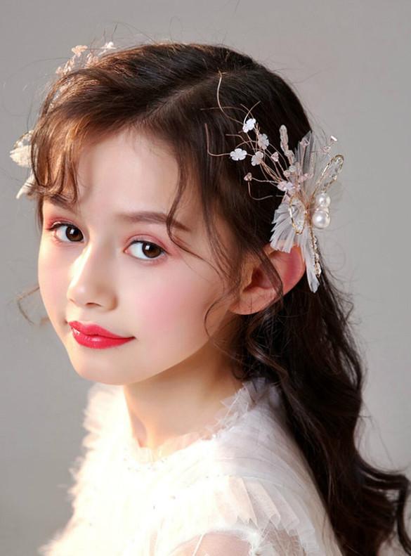 Girls' Headdresses Children's Hair Clips
