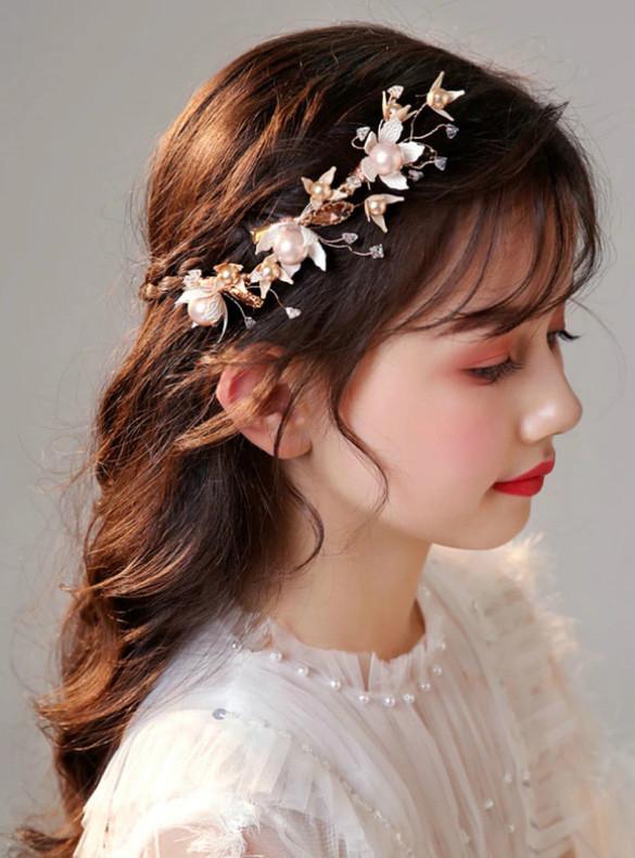 Headdress Princess 3 Piece Hairpin