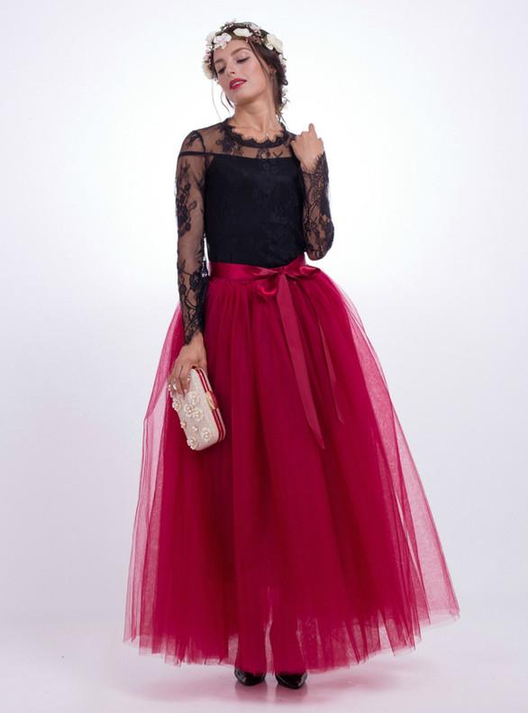 Fashion Tulle Tutu Skirt