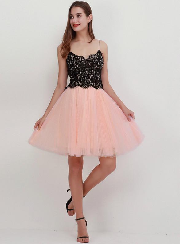 Simple Tulle Short Tutu Skirt