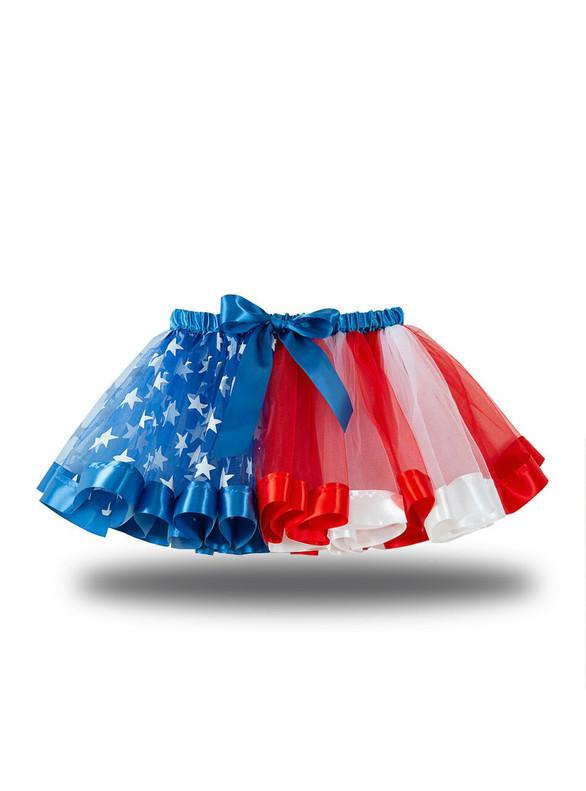 Tulle Star Tutu Skirt