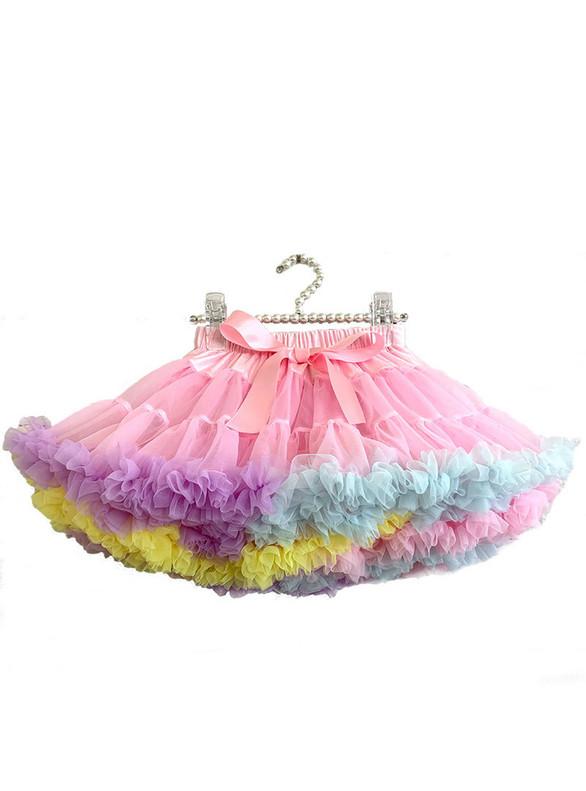 Girls Puff Tutu Skirt