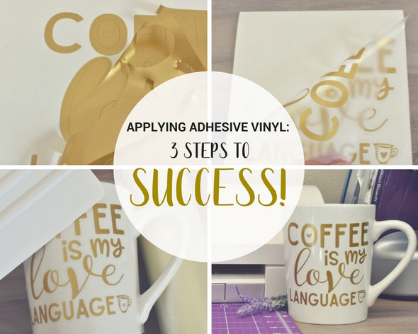 Applying Adhesive Vinyl: 3 Steps to Success - Standout Vinyl