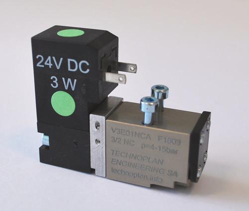 Pilot valve: V3E01NCA