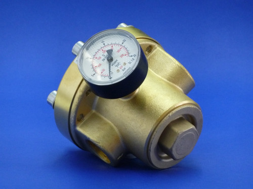 """1"""" Piloted pressure reducer."""