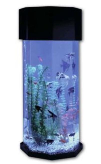 622 Octagon AquaScape Aquarium