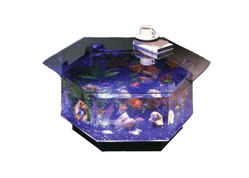 O-100 Aquarium Coffee Table