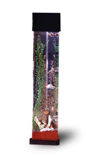 T-1200 Triangle AquaTower Aquarium