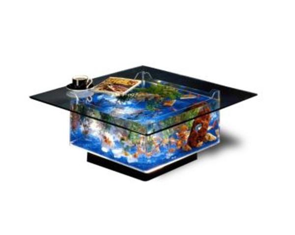 675 Aquarium Coffee Table