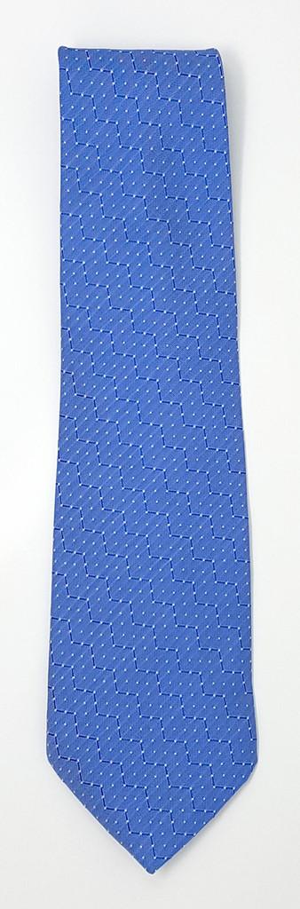 White Peas Blue Tie