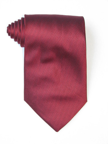 Free Burgundy Lined Tie