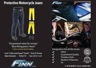 Buying Guide Motorcycle Kevlar Jeans - Australia