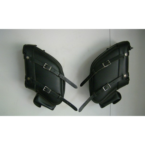 Easy Wall Mounts for Saddlebags