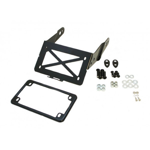 Dyna Street Bob 2013 & Later Turn Signal License Plate Relocation Kit. STBMS-03