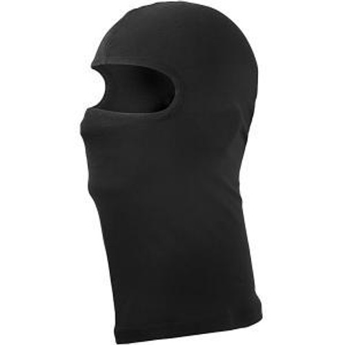 Motorcycle Black Balaclava Long
