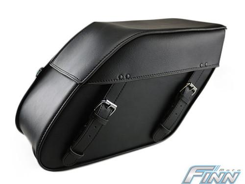 110XL Tek Leather Saddlebags Right