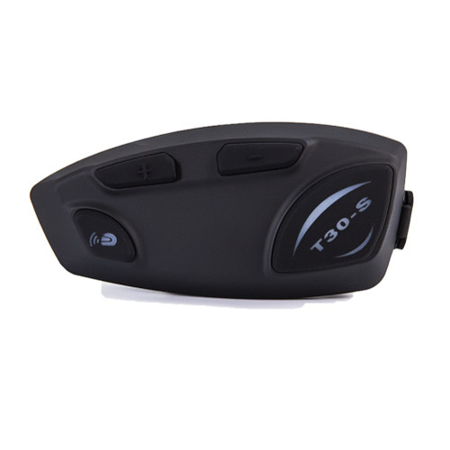 Motorcycle Group Rider Intercom with FM Radio - Single Kit