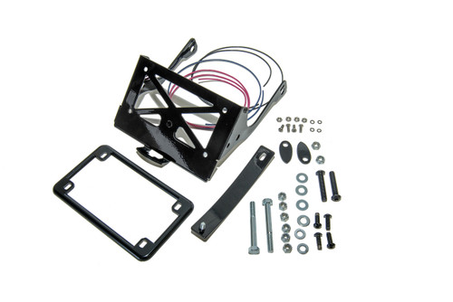 SPTMS-01 Indicator relocation kit uses existing license plate light