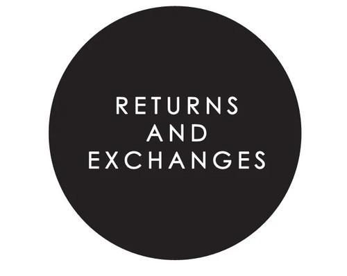 Returns & Exchanges - Finn Moto