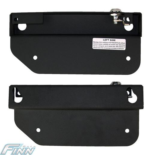 Easy brackets left & right BMW R18 Cruiser Saddlebag Brackets