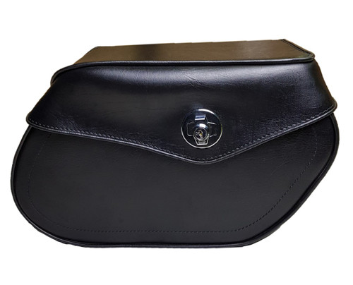New 108L Medium  Motorcycle Lockable Saddlebags