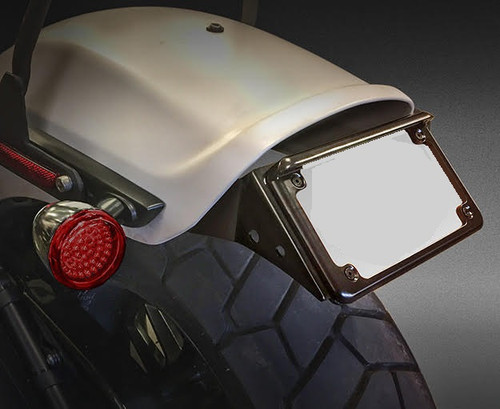 2018 Fat Bob Tail Tidy Indicator Relocation Kit